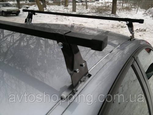 """Багажник на крышу """"КРАБ"""" (ПОЛО) для автомобилей со штатными местами установки под крепления типа """"Краб"""""""