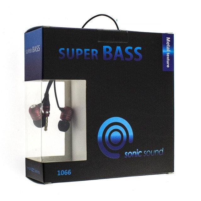 Наушники-гарнитура Super Bass 1066