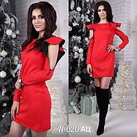 Стильное женское платье 020 АЦ