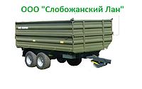 Тракторный самосвальный прицеп ТСП-10Т