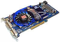 Видеокарта Sapphire Radeon AGP HP 3850