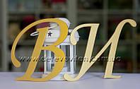 Декоративное слово на подставке по инд. заказу