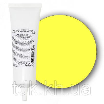 Краситель гелевый Желтый 100г