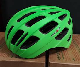 Велошолом Explore SPARK L зелений 99016474