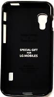 Чехол VOIA Jelly Case для LG Optimus L5 II Dual (E455) black