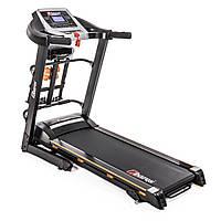 Електрична бігова доріжка + масажер BZ-42.5.М до 130 кг / 18км