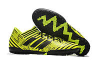 Сороконожки adidas Nemeziz Tango 17.3 TF желтые