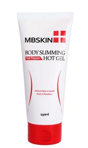 MB SKIN Body Slimming Hot Gel Антицеллюлитный гель для тела