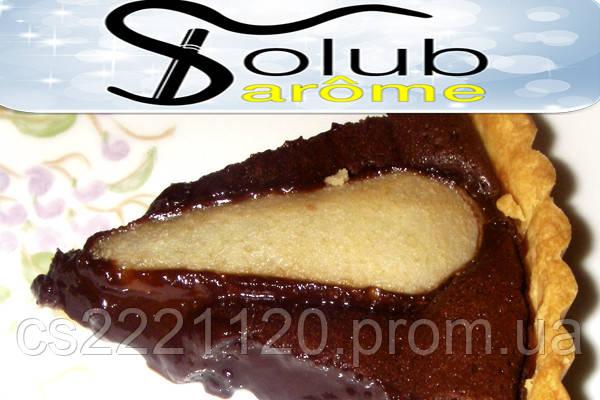 Ароматизатор Solubarome Pear Chocolate Cake (Шоколадный торт с грушей) 5 мл.