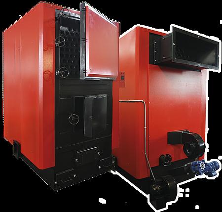 Стальной трёхходовой котел с автоматическим (сухим) золоудаление серии ARS L-MA, фото 2