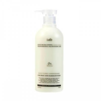 Lador Кондиционер для волос без силиконов Moisture Balancing Conditioner 530ml