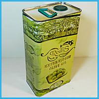 Греческое оливковое масло «RODIS EXTRA VIRGIN OLIVE OIL» 5л