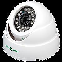 Гибридная Купольная  камера GV-051-GHD-G-DIA20-20 1080Р