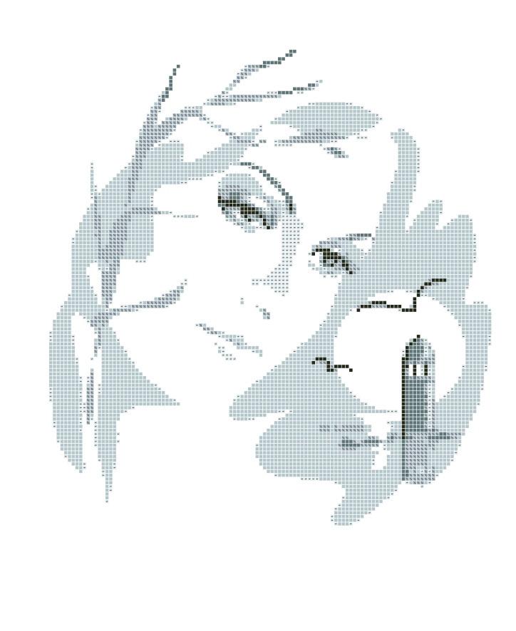 Схема для вишивки та вишивання бісером Бисерок «Девушка и маяк» (A3) 30x40 (ЧВ-5160(10))