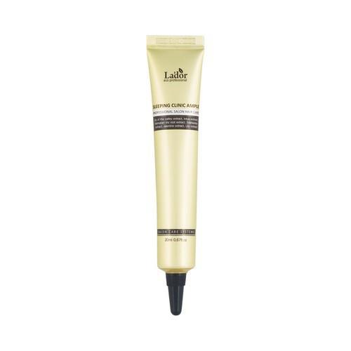 La'dor Ночная Сыворотка для волос Sleeping Clinic Ample 20ml