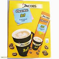 Кофе растворимый Jacobs Original 3в1