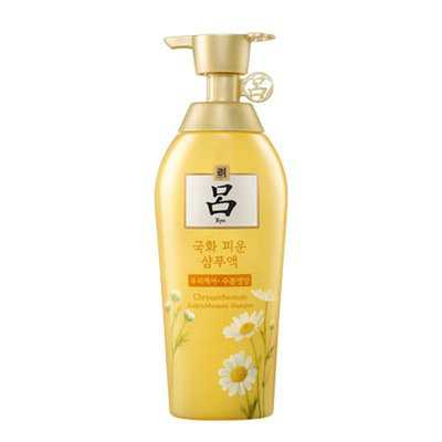 Ryo Chrysanthemum Moisturizing Care Shampoo Увлажняющий шампунь