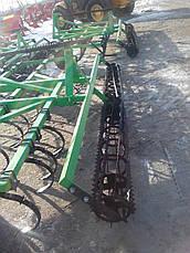 Культиватор навесной 3,2 м с катком Польша, фото 2