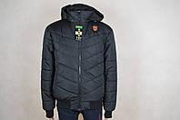 Куртка мужская на манжете синтепон 44