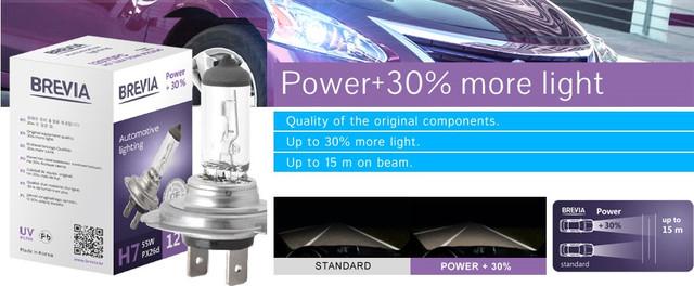 галогенные лампы hb3 + 30%
