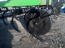 Культиватор навісний 3,0 м з ковзанкою на підшипнику, фото 3