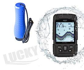 Зимний Эхолот Lucky FF718LiT ICE