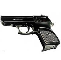 Стартовый пистолет Voltran Ekol Lady Black