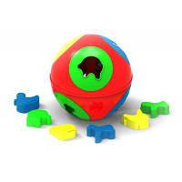 """Іграшка """"Розумний малюк Куля 2 ТехноК"""" арт.3237, развивающая игрушка для детей, игра"""