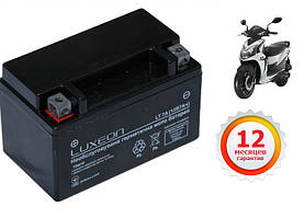 Стартерный аккумулятор LUXEON LT7А (7 А/ч)