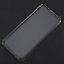 Защитное стекло Optima 3D 9H на весь экран для Samsung Galaxy S9 прозрачный