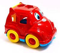 """Авто-Сортер """"Жук ORION"""" 201 Размер: 21x17cм, игрушка, машинка"""