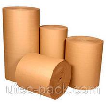 Крафт бумага в рулоне 20 кг плотность 80 г/м2
