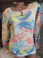 Женский стильный свитер.Турция