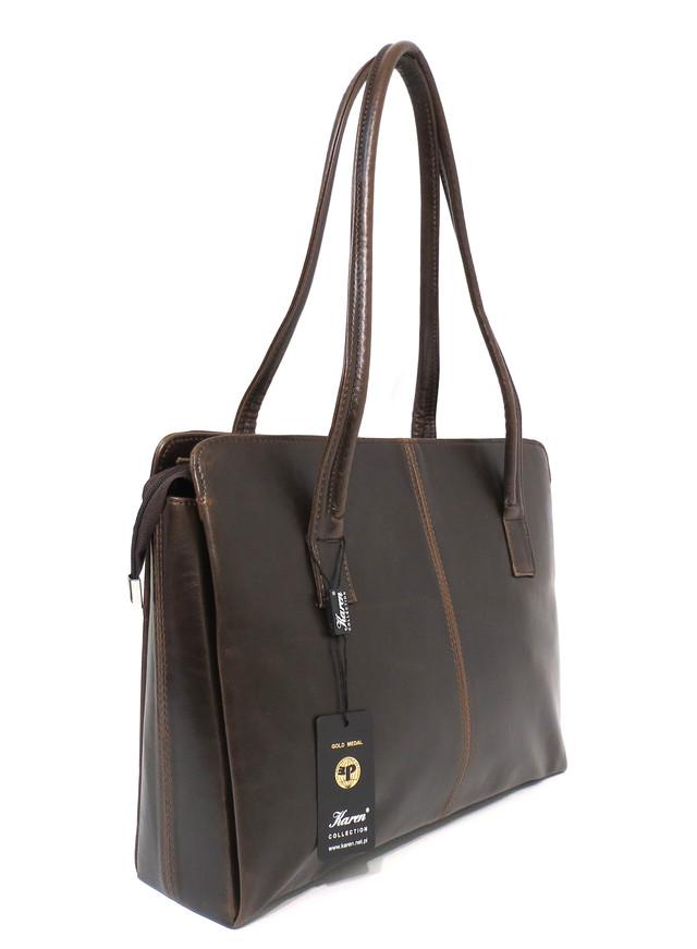 694facbae001 Стильная, женская сумка коричневого цвета из качественной искусственной  кожи европейского производителя. Отлично подойдет для повседневной офисной  работы, ...