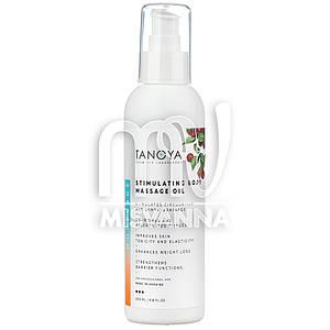 Косметическое масло Tanoya для массажа лица и тела стимулирующее, 200 мл