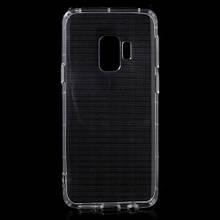 Чехол накладка силиконовый TPU Remax 0.2 мм для Samsung Galaxy S9 прозрачный