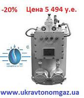 Испаритель KGE (Корея) 100 кг/час - электрический, модель KEV-100-SR, газоснабжение пропан-бутаном,суг