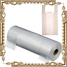 Пакет Майка 24*42 в рулоні 200 шт. (7 мкм)