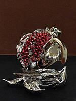 Статуэтка Гранат процветания серебро