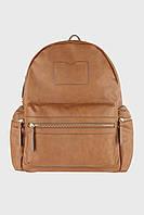 Женский коричневый рюкзак Accessorize