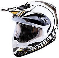 "Шлем Scorpion VX-20 AIR SPOT Black-White ""L"", арт.20-111-55, арт. 20-111-55"