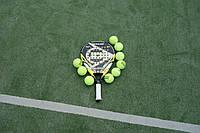Монтаж стекла на Падел теннис
