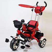 Детский трехколесный велосипед Lexus-Trike LX-570 Red
