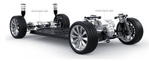 Запчасти подвески электромобилей