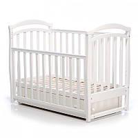 Детская кроватка Верес Соня ЛД-6 Белый (ящ.+ маят.) 06.06, 6.06