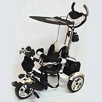 Детский трехколесный велосипед Lexus-Trike LX-570 White