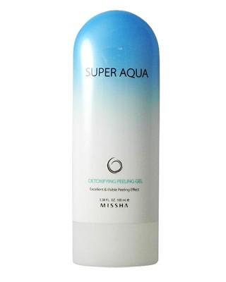 Missha Пилинг Скатка Super Aqua Peeling Gel 100ml