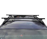 Багажник на крышу  «Рейлинг М» RB210R предназначен для крепления на автомобили, имеющие рейлинги на крыше