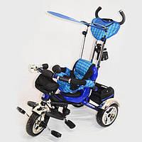 Детский трехколесный велосипед Lexus-Trike LX-570 Blue