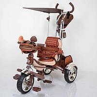 Детский трехколесный велосипед Lexus-Trike LX-570 Brown